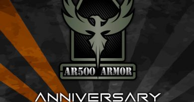 AR500 Anniversary Contest & Giveaway
