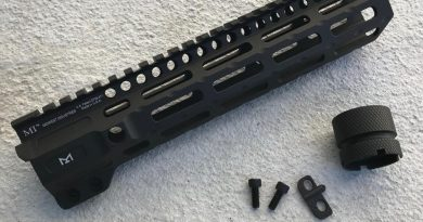 Midwest Combat M-LOK Rail Handguard. Image Courtesy of Midwest.