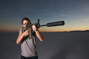 Omega 36M: SilencerCo's Caliber-Eating Muzzle Slut