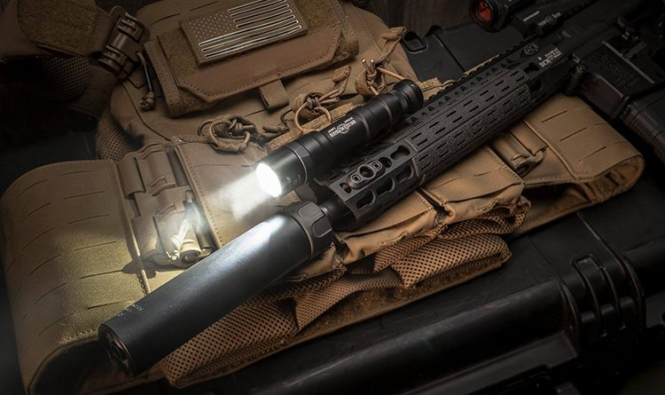 SureFire M600DF Dual Fuel Ultra Scout WeaponLight
