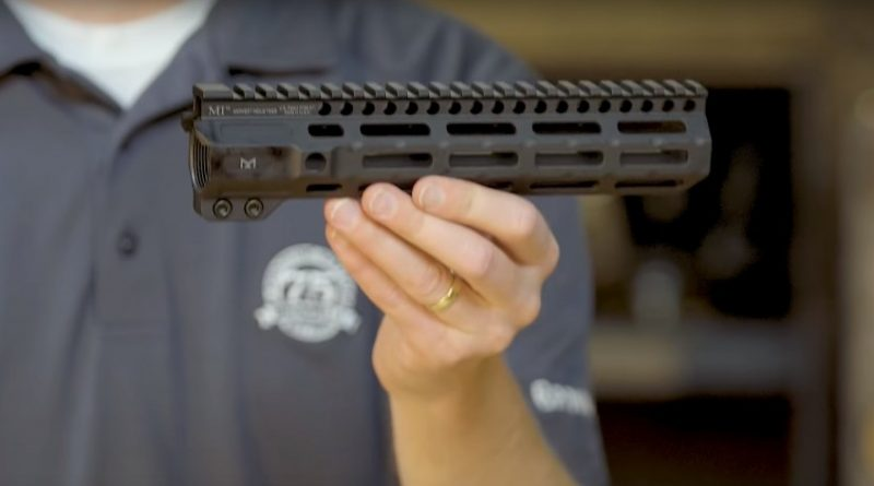 Brownells New Product Video Week of July 09 2018 - Midwest AR-15 combat handguard