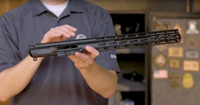 Brownells New Product Video Week of July 09 2018 - FM Products AR-15 Monolithic Upper Receiver