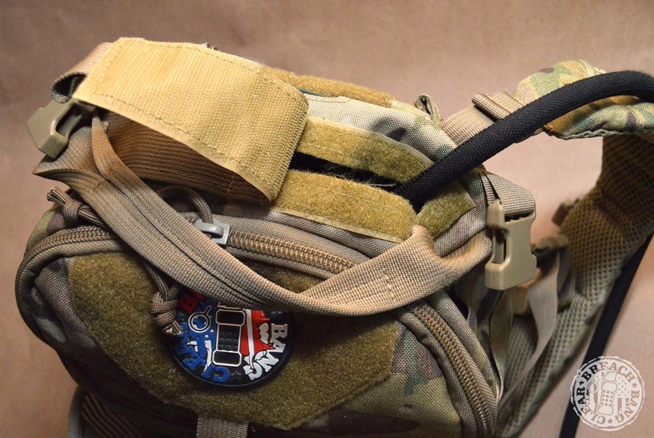 Agilite Modular Assault Pack (A.M.A.P.) II