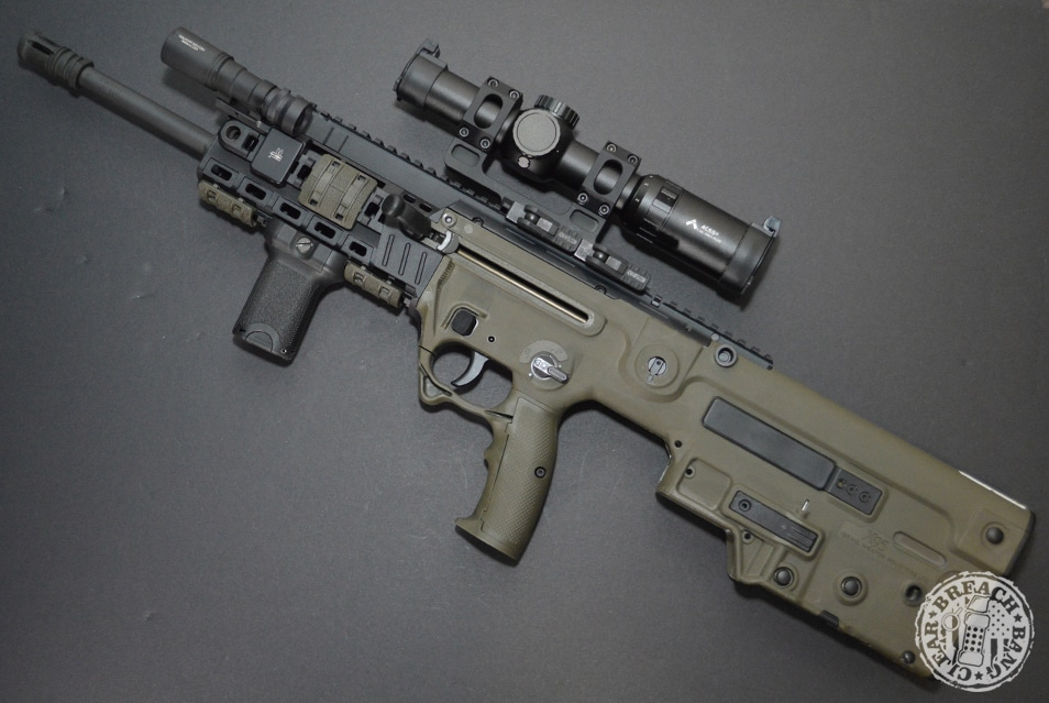 Bullpup improvement - these are some Tavor upgrades we recommend.