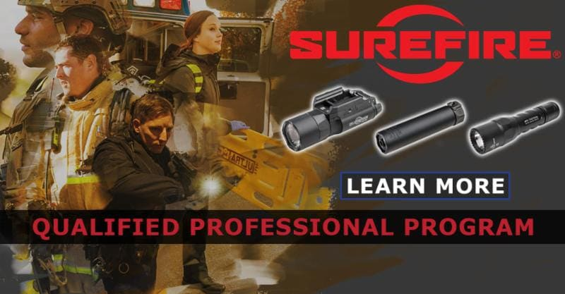 Proven Arms and Outfitters has an award-winning SureFire qualified professional program.