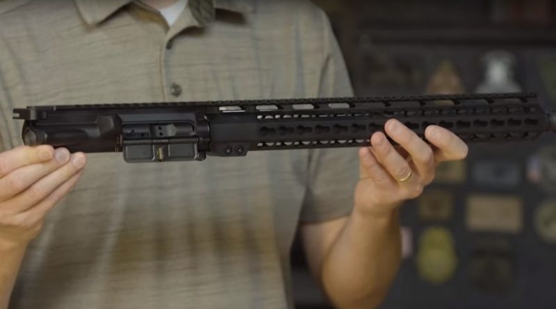Brownells New Product Video Week of August 02 2018 - ATI 16 in. AR-15 Bushmaster 450 Upper Receiver