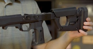 Brownells New Product Video Week of August 23 2018 - Magpul Pro 700 SA Chassis