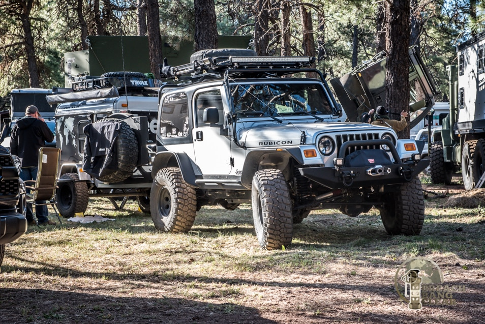Rubicon at the Overland Expo
