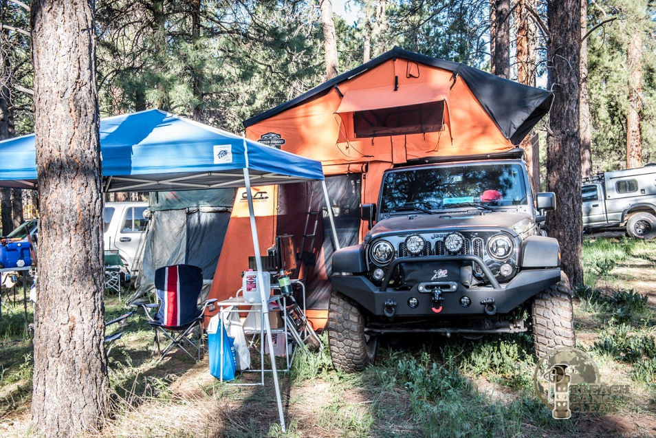 Packin' it in at Overland Expo