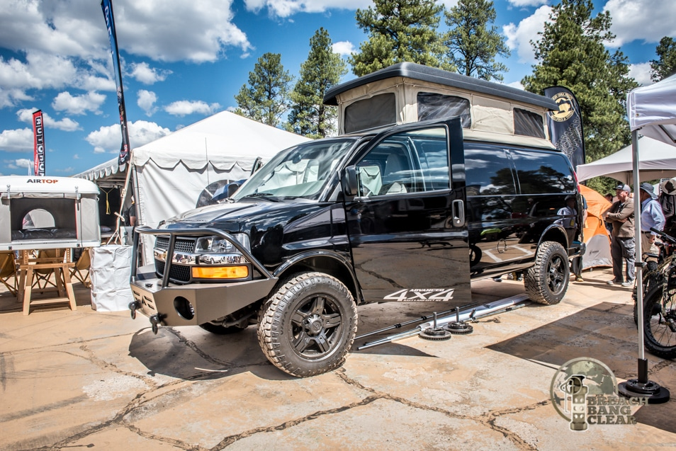 Overland Expo in style