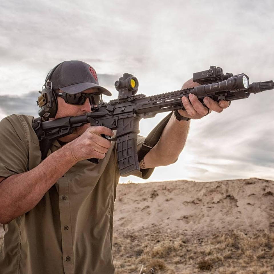 Dan Bales is a veteran LEO, a seasoned firearms instructor, and part of the LMS Defense cadre.