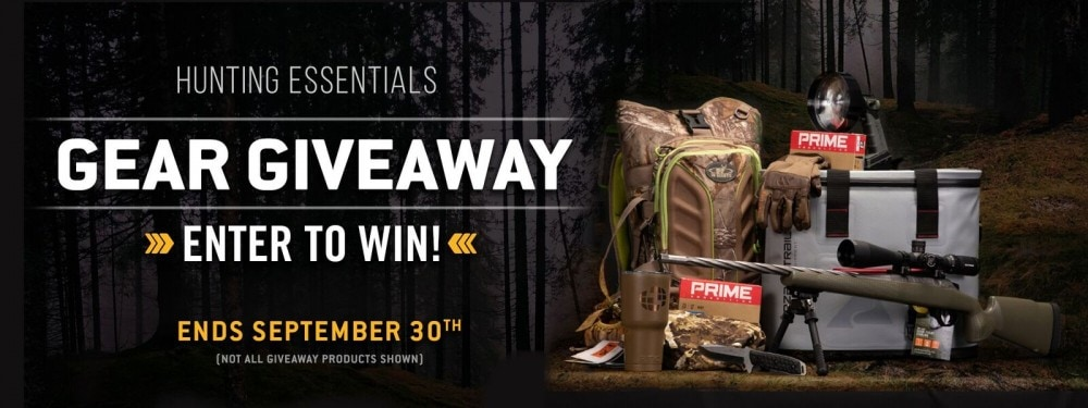 The Great Hunting Essentials Giveaway