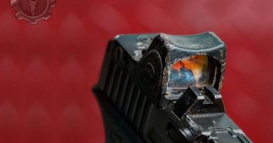 A Trijicon RMR Type 2 Tested by Sage Dynamics - the same optic chosen by NSWC-Crane for USSOCOM's MAS-D needs.