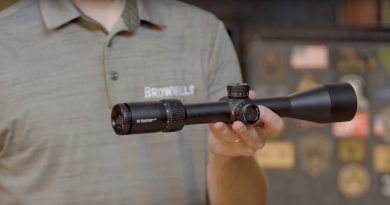 Brownells New Product Video Week of September 13 2018 - Vortex Diamondback Riflescope