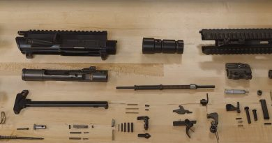 Heckler & Koch 417 Parts Kit Less Receiver Bolt Barrel