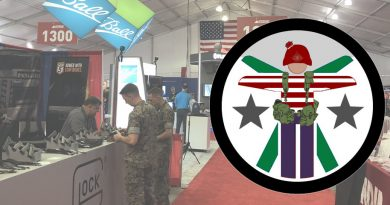 Eric Graves of Soldier Systems Daily is reporting from Modern Day Marine 2018.