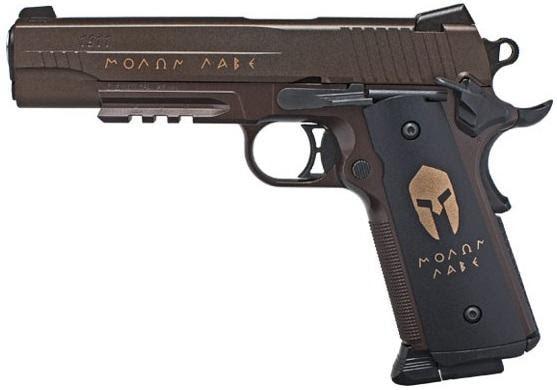 1911 Air Pistol .177cal SPARTAN Edition