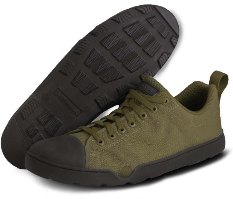 OD Green and Gray Altama Boots will soon be available.