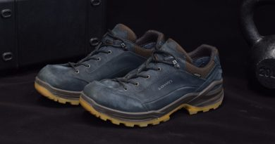 Lowa Renegade GTX Lo Boots - made in Slovakia
