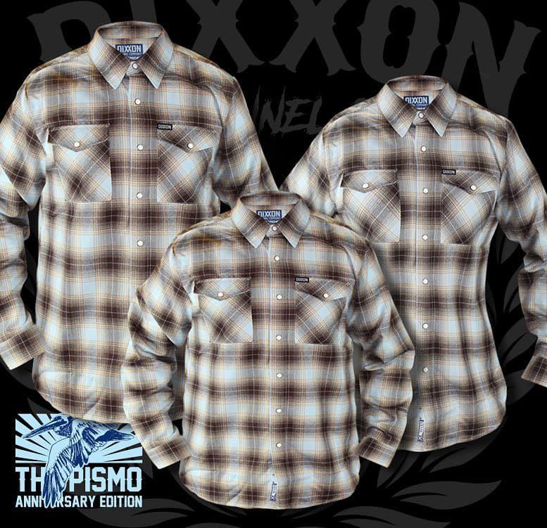 The Dixxon Flannel Co. Pismo Anniversary Flannel.