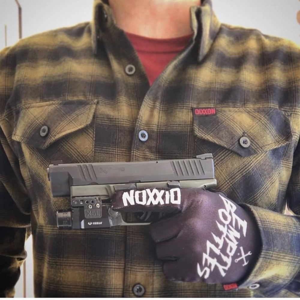 Dixxon Flannel Co. builds extremely rugged general use flannel shirts for all walks of life in their Arizona facility - and there's just a handful of them there working, too.