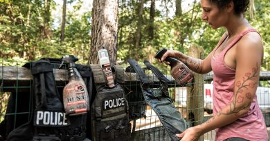 Body Armor Stink? Fight the Sweaty-Kevlar Funk