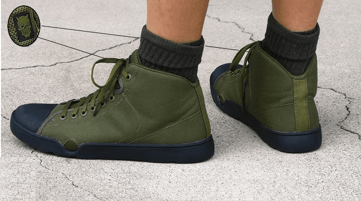 ab83a304def4d5 Military Morons Edition Altama OTB Maritime Assault Boots - inspired by  Vietnam Jungle Boots (1