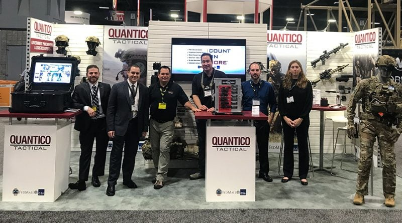 Stop by and see Quantico Tactical Oct. 8-10 in Booth #3925 at the AUSA Annual Meeting in Washington, D.C. As a DLA Gold Superior Supplier (one of twelve in the world), they are a leading supplier of special operations equipment, C4ISR, weapons, and weapon accessories to the Department of Defense, Federal Agencies and state/local Law Enforcement Departments. With Quantico Tactical, you can Count on More™.