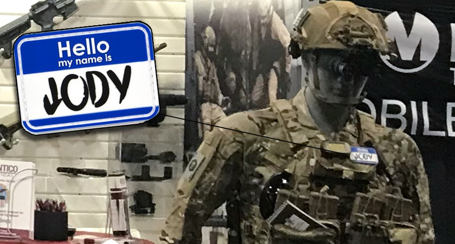 Quantico Tactical is at the AUSA Annual Meeting 2018, Booth #3925 in Washington D.C.