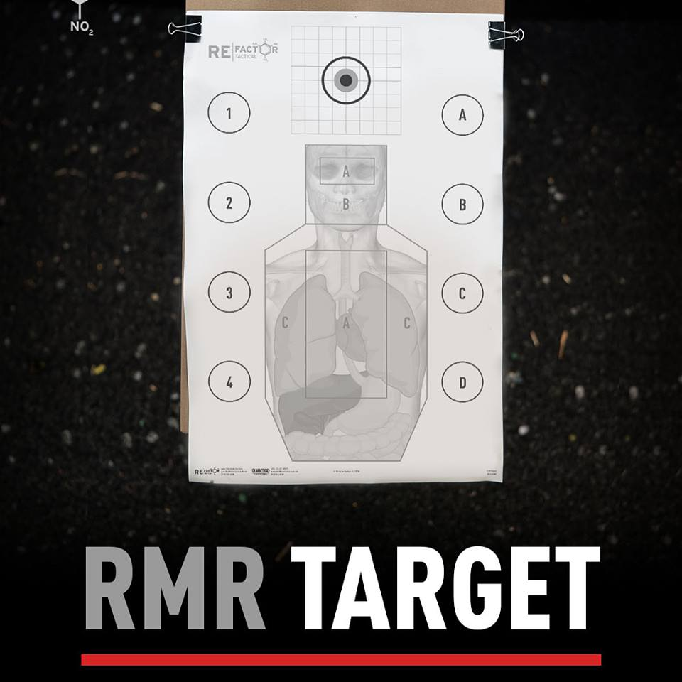 The RE Factor Tactical RMR Target