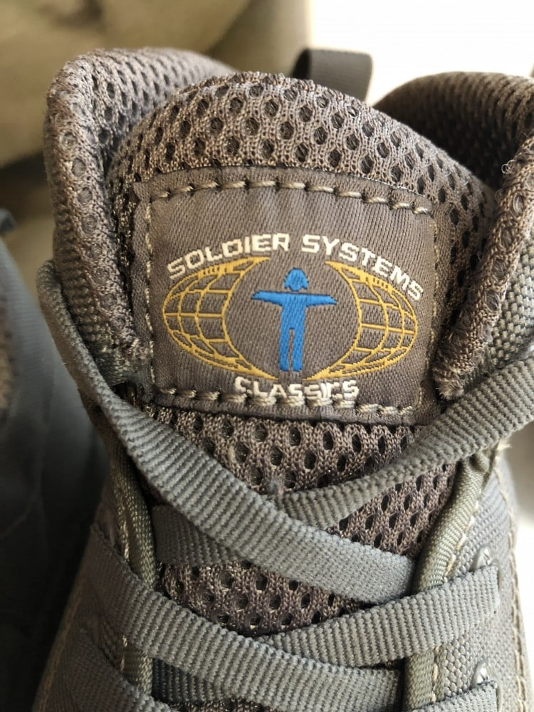 SSD Soldier Systems Classics Ltd. Edition Altama Maritime Assault Boot