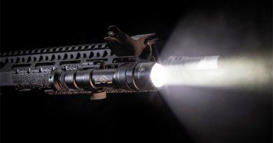 SureFire M600 Scout Light.