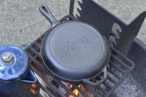Cast Iron by Lodge