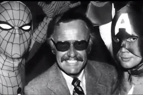 Marvel Comics legend Stan Lee