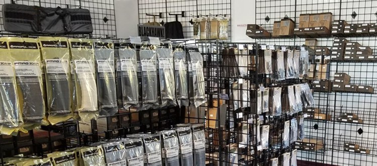 The best tactical gear available can be purchased at Proven Arms & Outfitters in Tacoma, WA; it's a gun store too.
