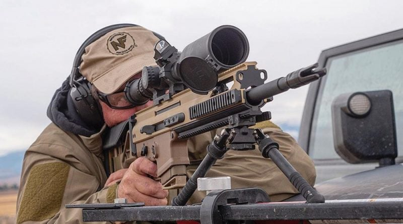 Dave Bahde took a look at the SCAR20S recently at Tactical Life.