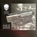 Eyes On | Grey Ghost Precision MKII Receiver Set