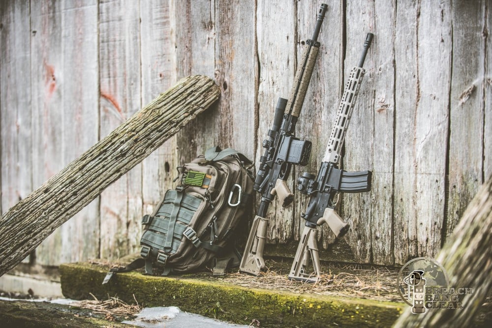 Midwest Industries Rifles