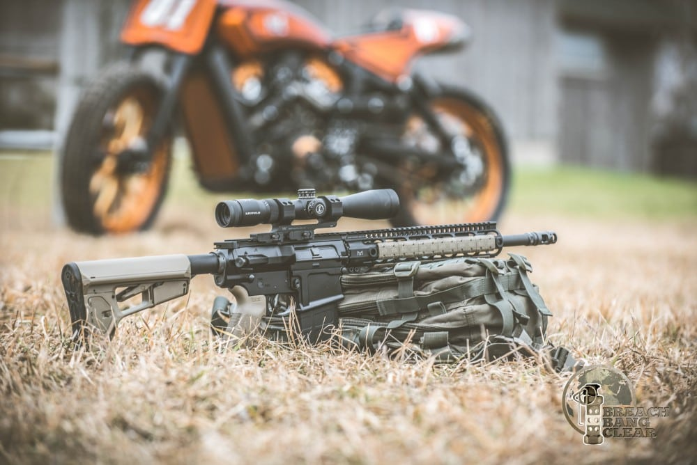 Midwest Industries AR-15 Rifle