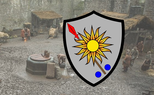 Smallfolk of Morningwood - Tactical Game of Thrones - Morningwood Bazaar Privileges for those peasants who wear the sigil of this great house. BACK THE BANG!
