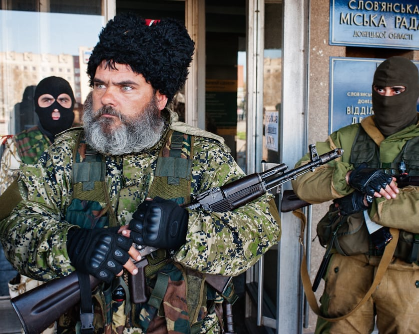 Provocation and martial law | Things heat up in Donbass