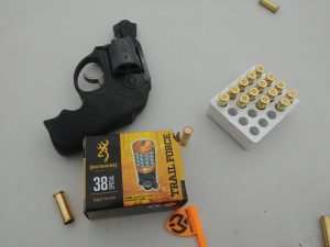 Brownells 38 Special Trail Force shotshells
