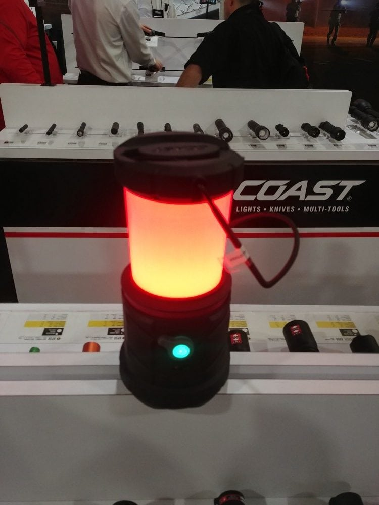 Coast Flashlights - what we saw at SHOT Show 2019 and what Coast Portland will be doing this year