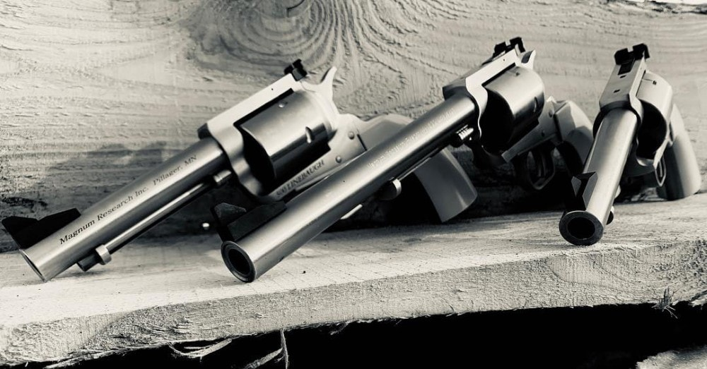 .500 Linebaugh BFR from Magnum Research