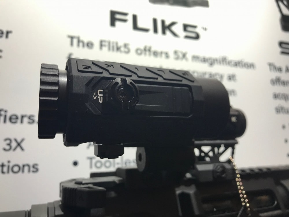 DM Flik5 and Flik3 Magifier - American Defense Manufacturing