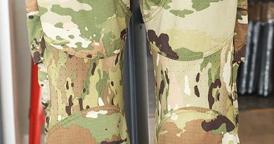 AMM Tactical Vented Combat Pants