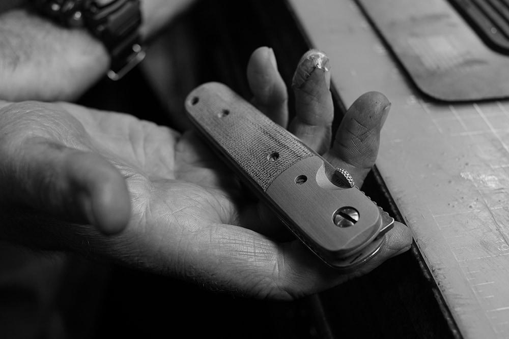 Bill Yester – Knife Pimp, Retired Tin Knocker & Eternal Steel Genius