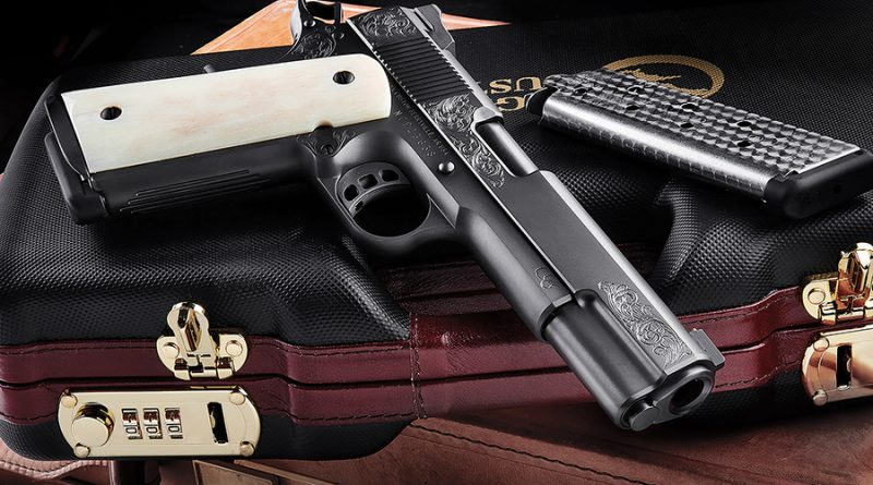 Nighthawk Custom 1911s - Black VIP Pistol