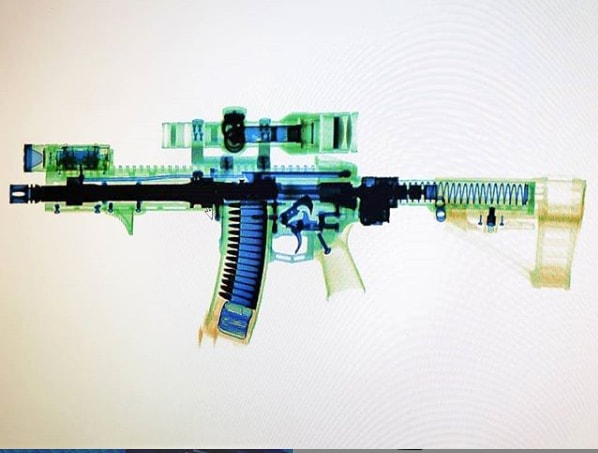 SB Tactical in a build X-Rayed by our own Fifty Shades of FDE.