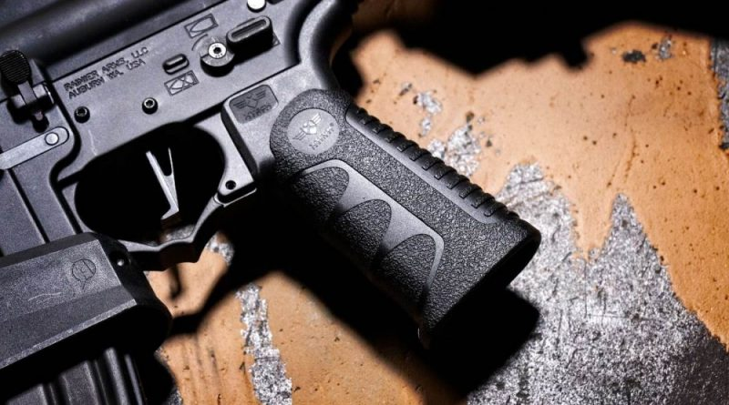 Image of XTech Tactical Heavy Texture grip